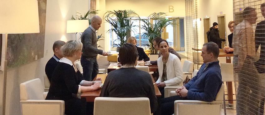 FN17 Kick Off in Helsinki - Henley Business School Finland