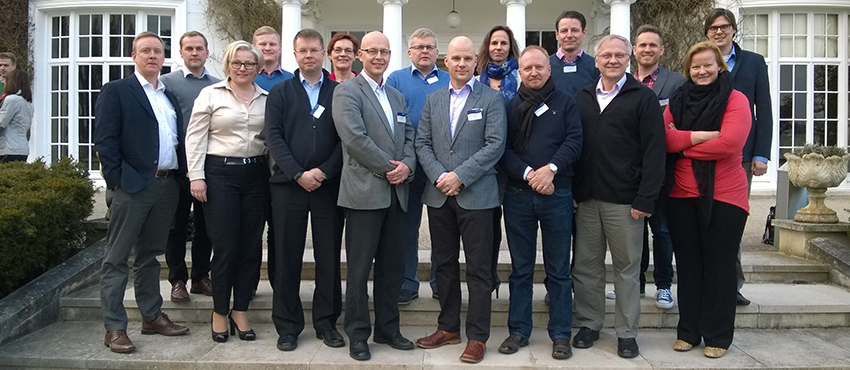 Flexible Executive MBA group starter workshop at Greenlands - Henley Business School Finland