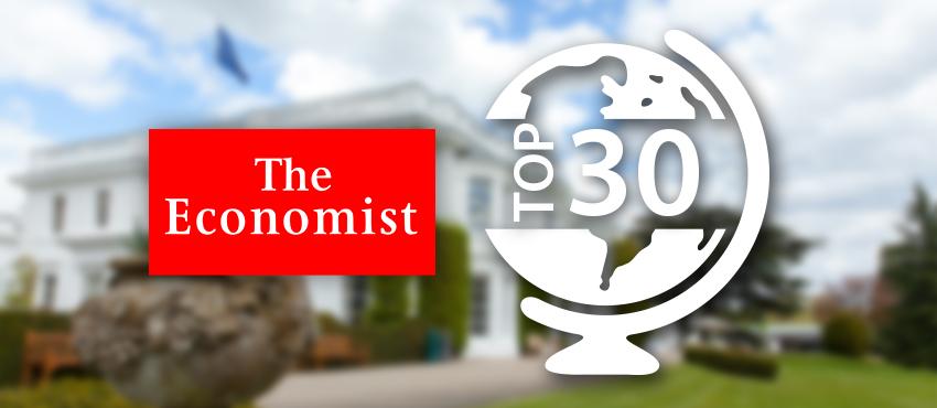Economist MBA ranking top 30 - Henley Business School Finland