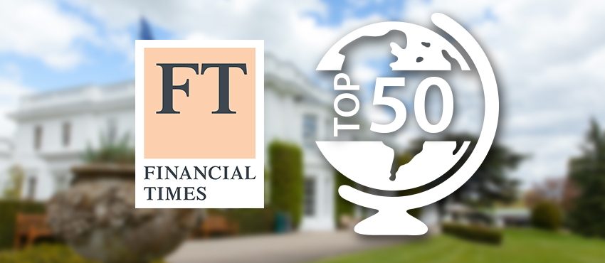 Henley Executive MBA - world top 50 in latest Financial Times ranking -Henley Business School Finland