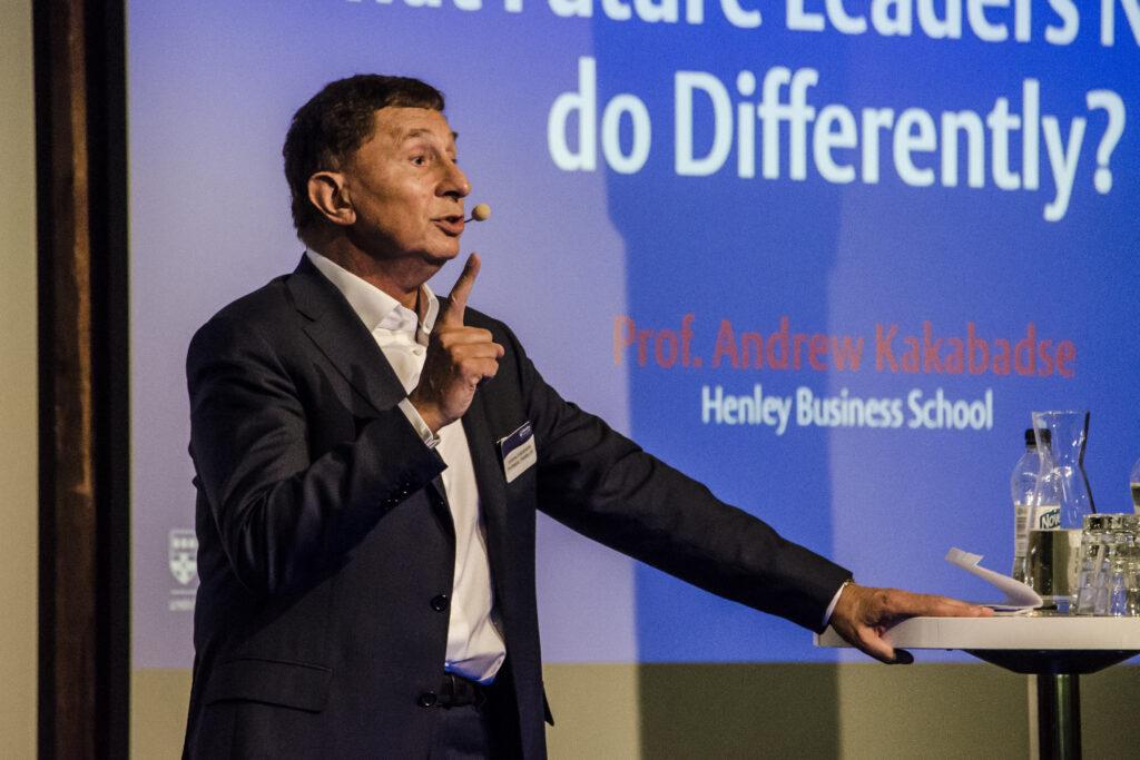 Andrew Kakabadse - Henley Business School Finland