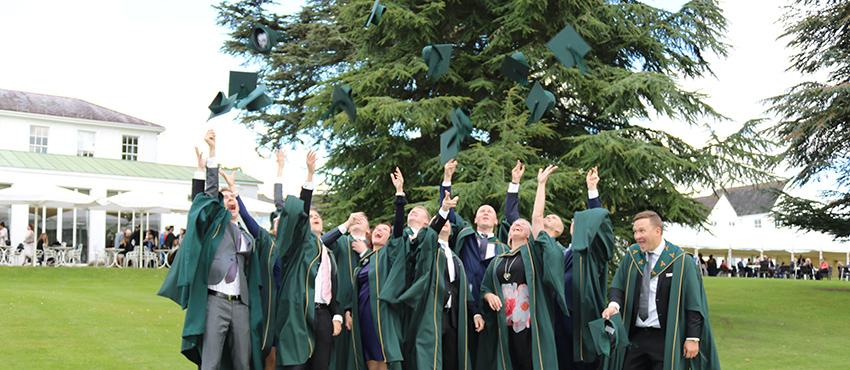 Henley Business School - Graduation 2017
