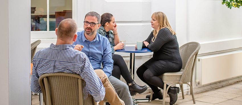 Coaching info-tilaisuus - Henley Business School Suomessa