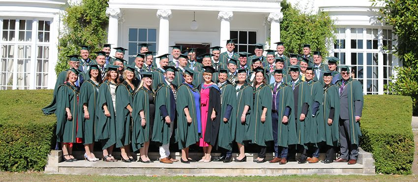 Graduation 2019: Executive MBA and MSc in Coaching and Behavioural Change - Henley Business School Finland