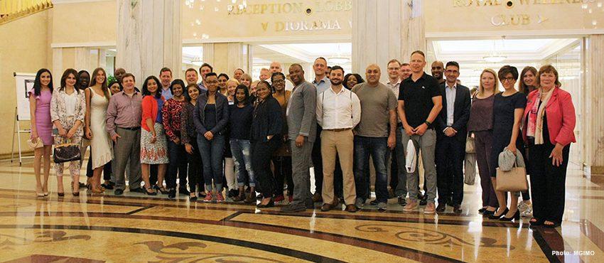 International Study Visit Moscow 2019 - Henley Business School Finland