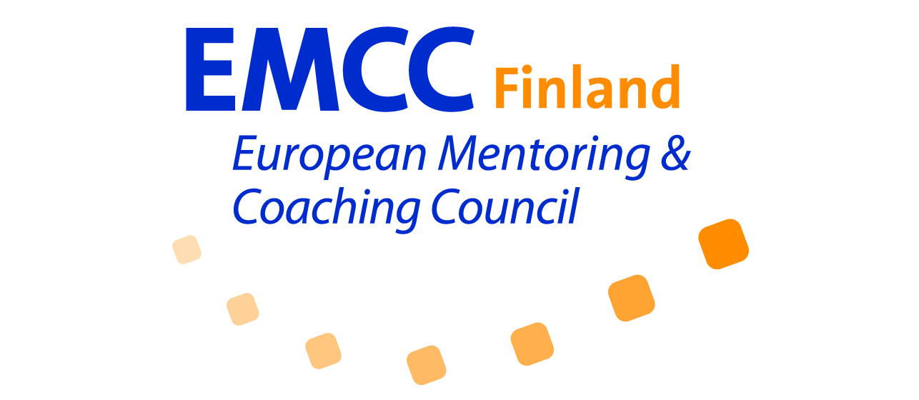 EMCC Logo - Making a difference in leadership development - Henley Business School Finland