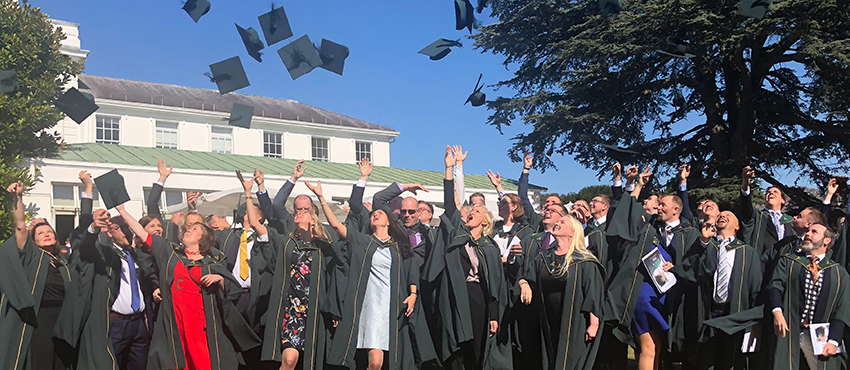 Graduation 2017 - Marketing & Administration Specialist - Henley Business School Finland