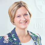 Sabine Doms, Marketing Manager - Henley Business School Finland
