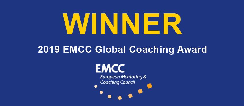 Centre for Coaching wins EMCC Coaching Award - Henley Business School Finland