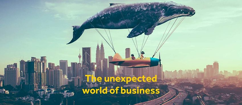 The unexpected world of business podcast - Henley Business School Finland