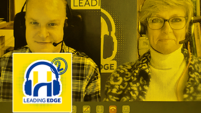 Leading Edge - Crisis: the mother of innovation - Henley Business School Finland
