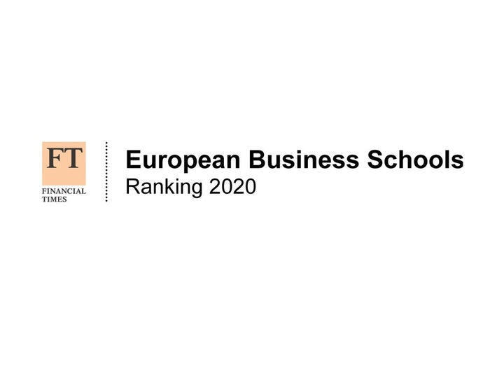 FT places Henley among top 40 European schools - Henley Business School Finland
