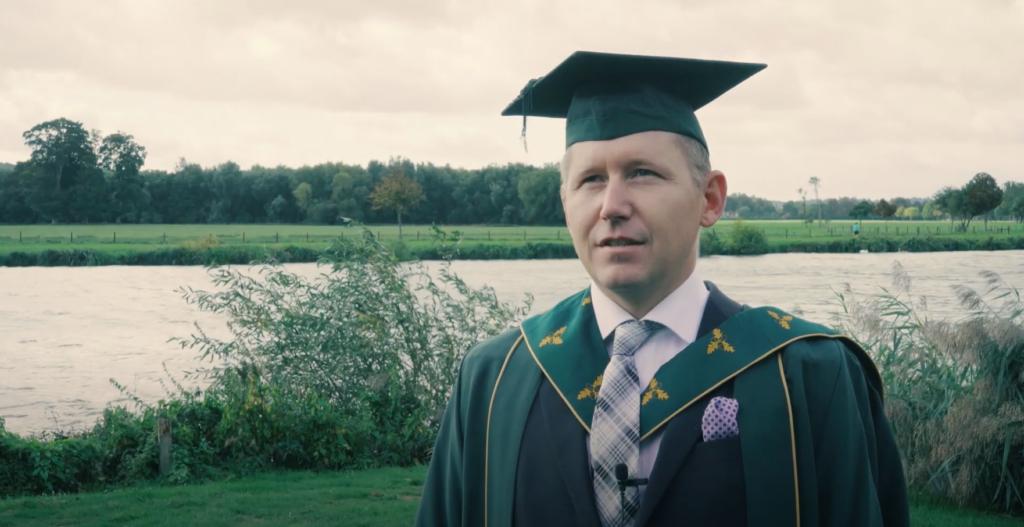 Juho Friberg, Executive MBA testimonial - Henley Business School Finland