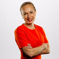 Minna Lindholm - Alumni Board member - Henley Business School Finland