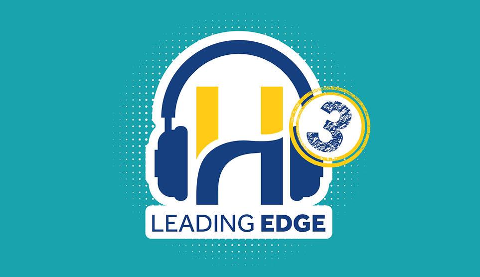 Leading edge podcast