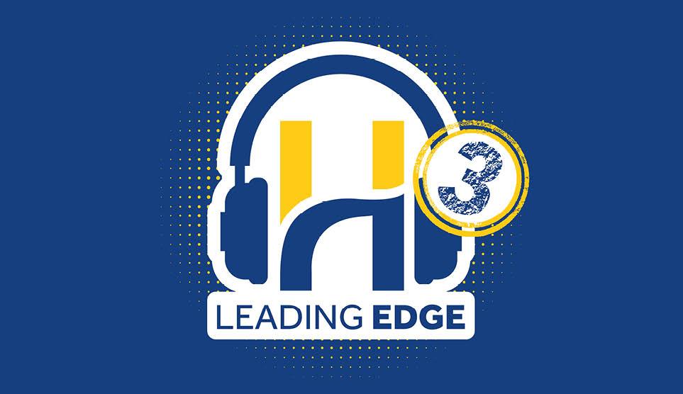 Leading Edge - Digital disruption