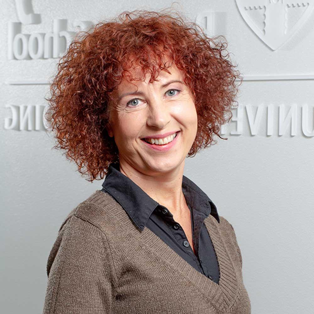 Salla Gantsi, Programme Manager - Henley Business School Finland
