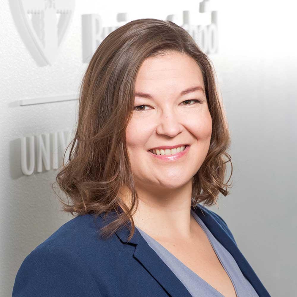 Sanna Rosendahl, Programme Manager - Executive Education - Henley Business School Finland